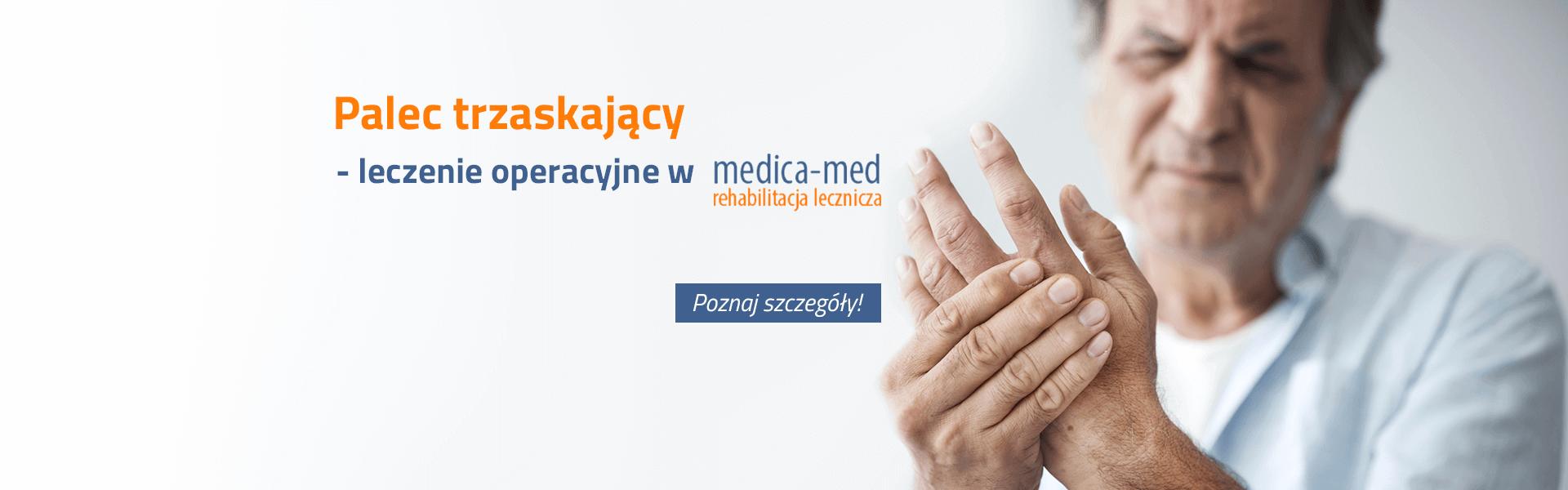 Medicamed Palec trzaskający slider